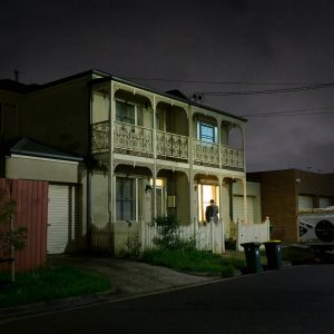 Limited Edition Prints: Suburban Haunts IV